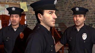 Gmod POLICE INVESTIGATION Roleplay Mod