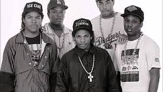 NWA - Straight outta Compton Instrumental