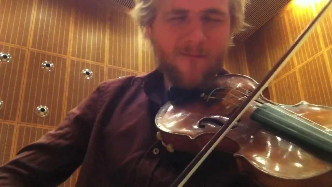 The Danish String Quartet plays Sønderho bridal trilogy - part II (danish  trad )