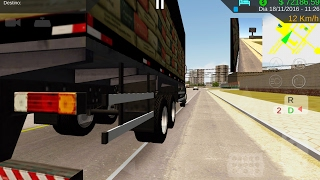 HTS   skin de carga de cemento   heavy truck simulator mejores simuladores Android