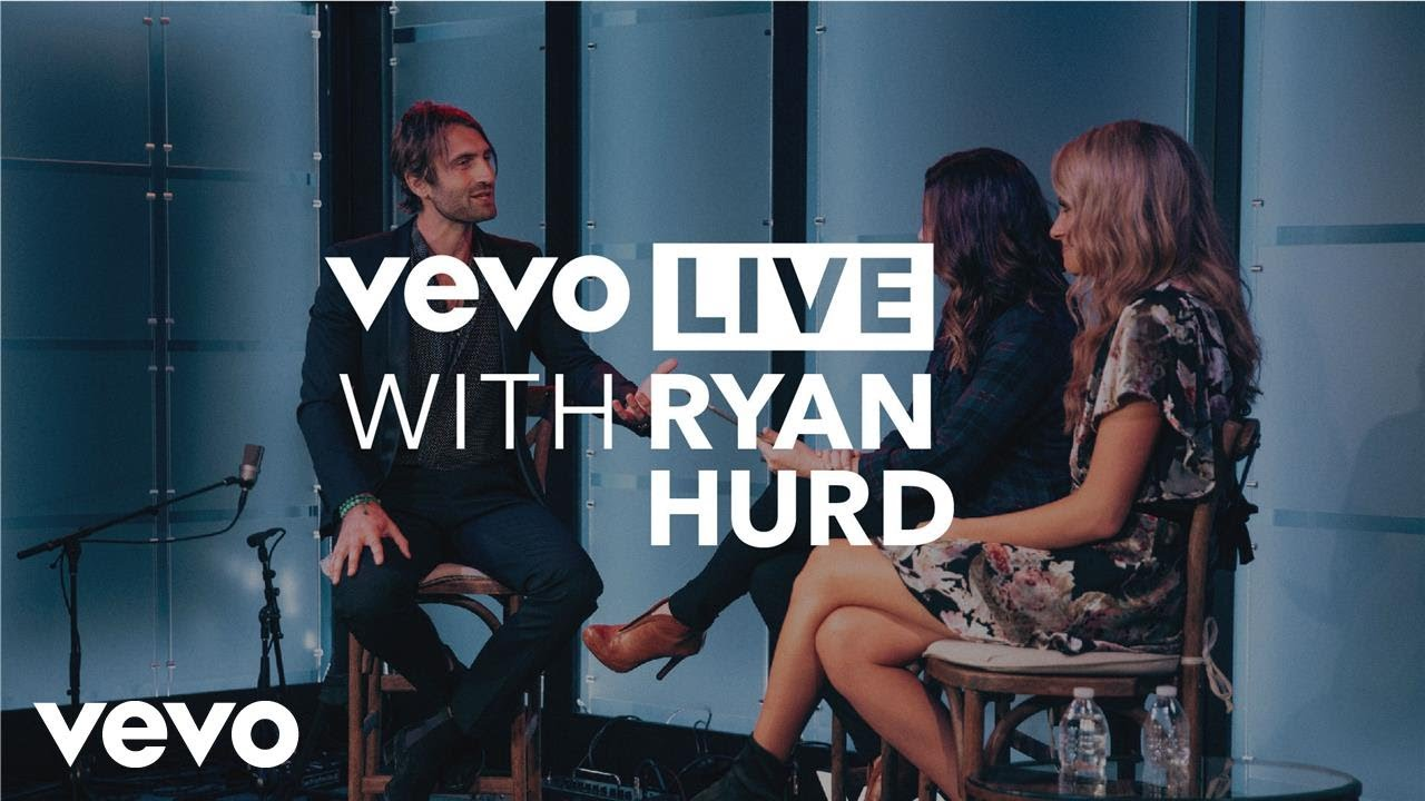 Vevo Live at CMA Awards 2017 - Ryan Hurd Premieres Love In A Bar ft. Maren Morris