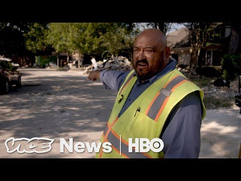 Houston Trashed & Apple's iPhone X: VICE News Tonight Full Episode (HBO)