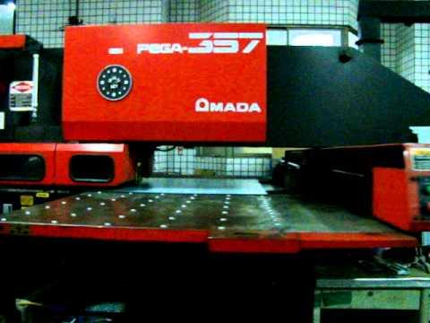 CNC Power Press at Joyance's Taiwan Factory