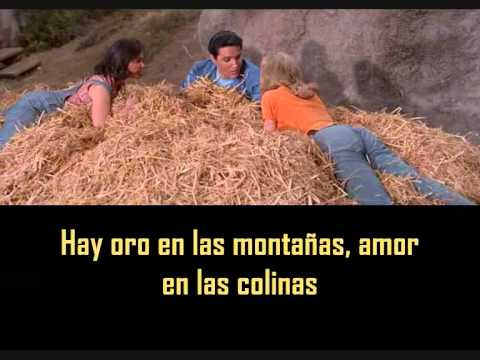 ELVIS PRESLEY - There´s gold in the mountains  ( con subtitulos en español  ) BEST SOUND
