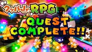 全てを攻略しつくすぞ!最後の戦いはニセクッパ軍団!?『マリオ&ルイージRPG3 DX』を実況プレイ【クッパJr.RPG #おまけ3】