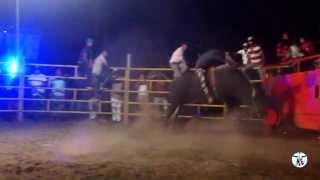 Duende de San Miguel Vs Toro El Diamante Negro Jaripeo Ranchero San Cristobal Chayuco