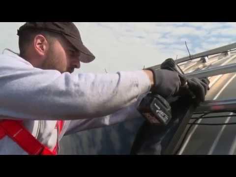 Hanergy Zonnestroom Installatie