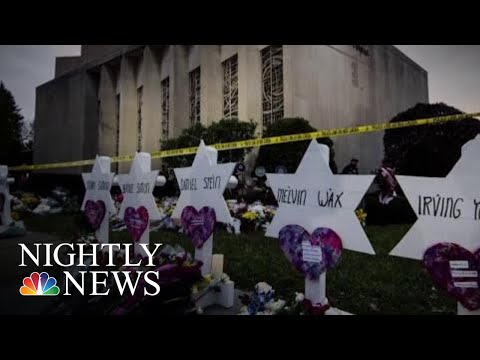 Remembering The Lives Lost In The Pittsburgh Synagogue Shooting | NBC Nightly News Mp3