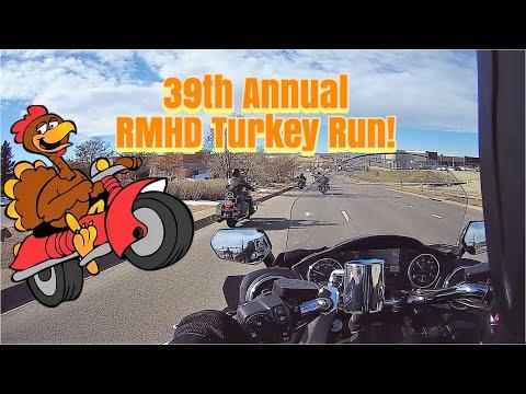 MotoVlog-39TH Annual RMHD Turkey Run