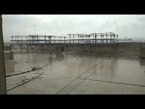 UAE's heavy rains aftermath 12/11/18