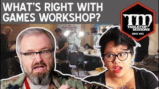 What's Right With Games Workshop?