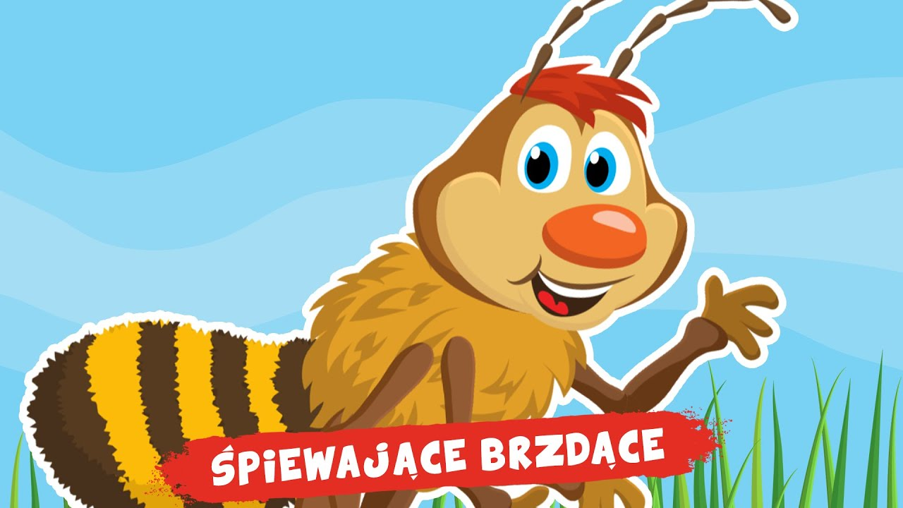 Śpiewające Brzdące - Pszczółka - Piosenki dla dzieci