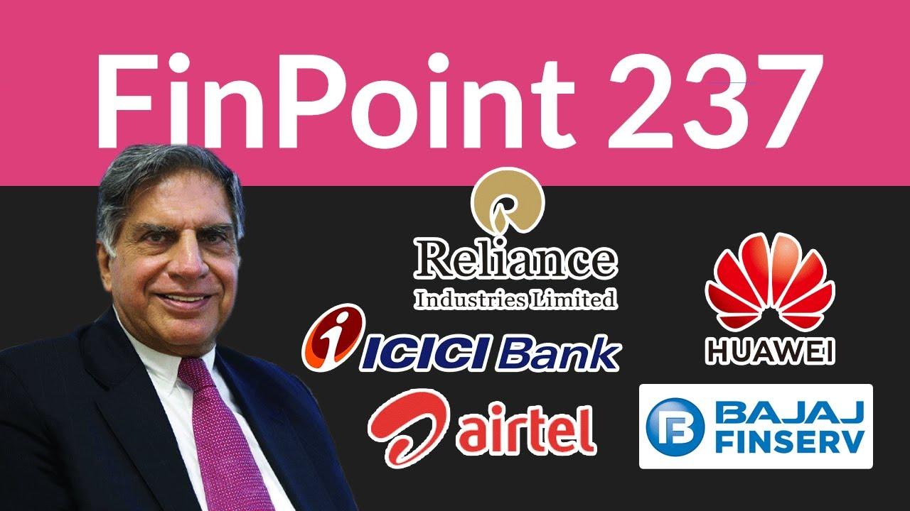 Ratan Tata in TieCON 2020   New Guidelines for 5G in EU   Latest Stock Market News   Hindi