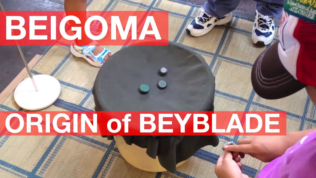 Japanese Toy Tops : Beigoma traditional japanese spinning top toys iphone s