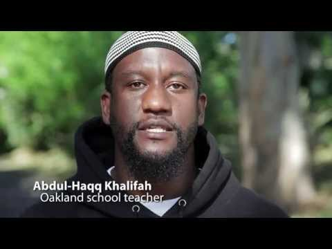 Oakland Teacher Abdul-Haqq Khalifah on youth and Oakland Originals