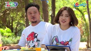 Vinh Râu Faptv TỐ bị cô vợ Lương Minh Trang DỌNG DÔ MẶT vì học đòi hôn bất ngờ🤣  TMDK