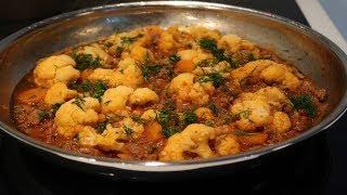 Günün Menüsü 1/ Yayla Çorbası ve Karnabahar Yemeği/ Benim Mutfağım