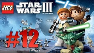 Lego Star Wars 3: The Clone Wars - Ch. 5 Innocents of Ryloth (Asajj Ventress) - Part 12