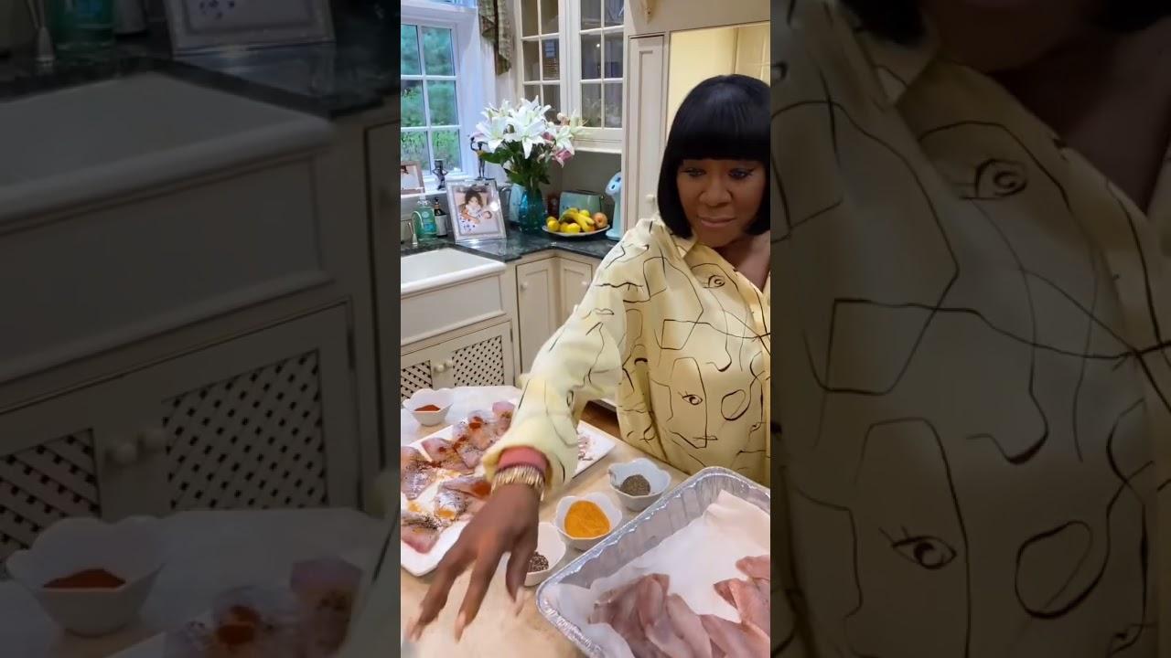 Patti Labelle Cooks Fish 2020