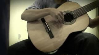Nhớ em - Minh Vương guitar solo (thongnguyen139)