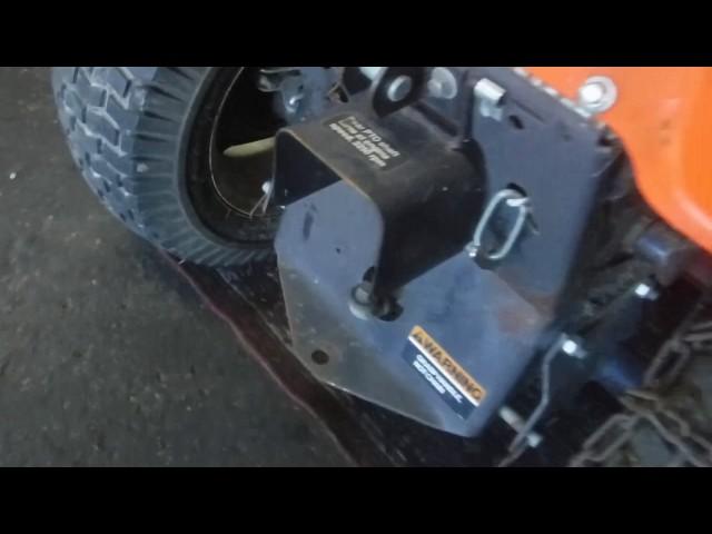 Ariens Gt19 Lawn Tractor | Ariens Lawn Tractors: Ariens Lawn