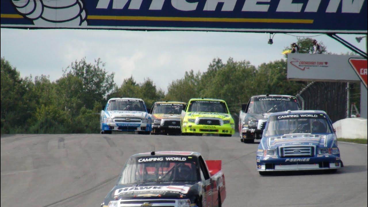 Driving gloves canadian tire - Camping World Trucks Canadian Tire Motorsport Park 2013 Silverado 250