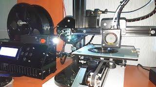 Посылочка из Китая. 3D Принтер Tronxy X1: Обзор и применение