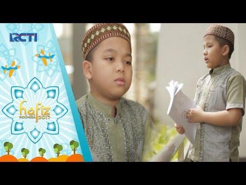 HAFIZ INDONESIA - Berkah Hafiz Indonesia 2017 Untuk Ahmad & Kamil [22 Juni 2017]