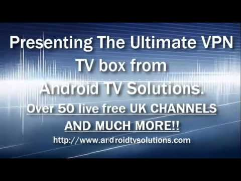 how to add vpn to android tv box
