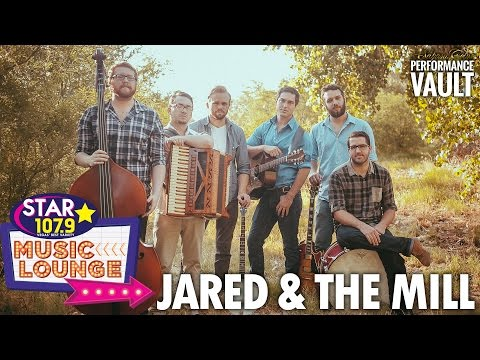 Jared & The Mill perform Life We Chose in the Star Music Lounge
