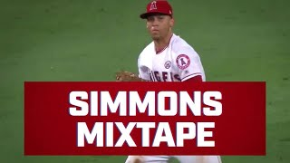 Andrelton Simmons is INSANE in the field