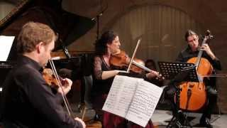 "Beethoven, Symphony No. 3, ""Eroica"" (arr. Piano Quartet),  2. Marcia funebre: Adagio assai"