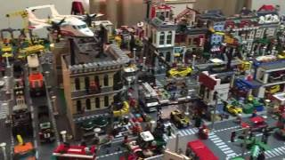Lego City Update 9 - 40,000+ PIECES AND COUNTING!!!