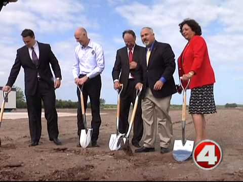 Groundbreaking for Arthrex's new facility brings jobs