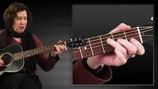 Fingerstyle Blues in the Key Of F