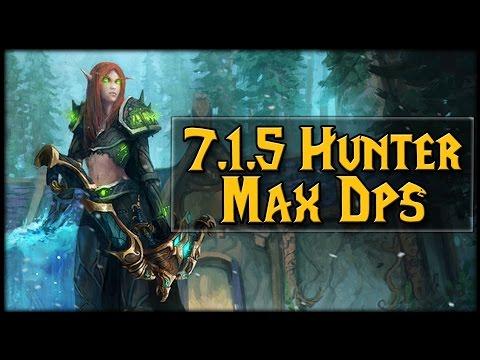 7.1.5 Hunter Marksmanship MAX DPS!