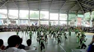 Dance Numinous (Cheer Dance in Basey, Samar)