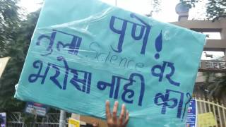 March For Science Pune