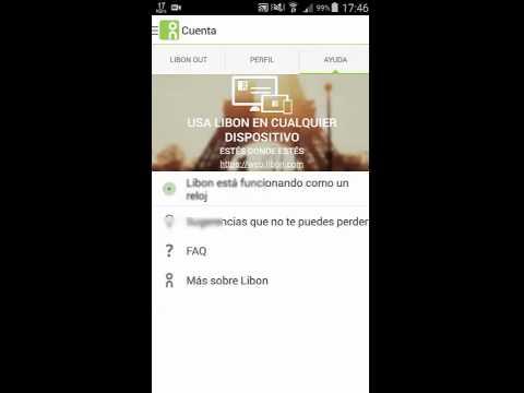 Funcionamiento de Libon Amena by Giuly