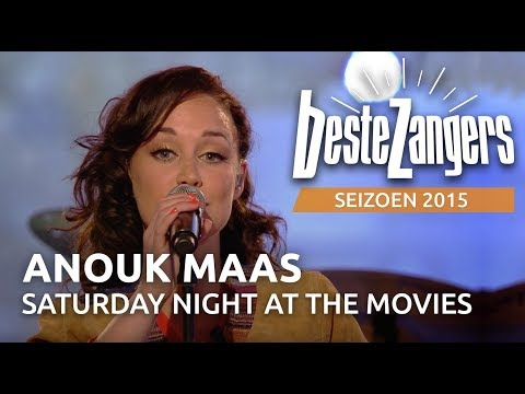 Anouk Maas - Saturday night at the movies | Beste Zangers 2015