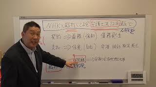 NHKと裁判してる党弁護士法72条違反で  っていう名の国政政党が誕生しました。