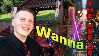 Wanna в американской речи  Английский язык  Видео урок