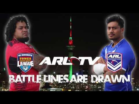 Auckland Maori U20vv Samoa Invitational U20 1st half