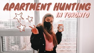 apartment hunting in toronto !!