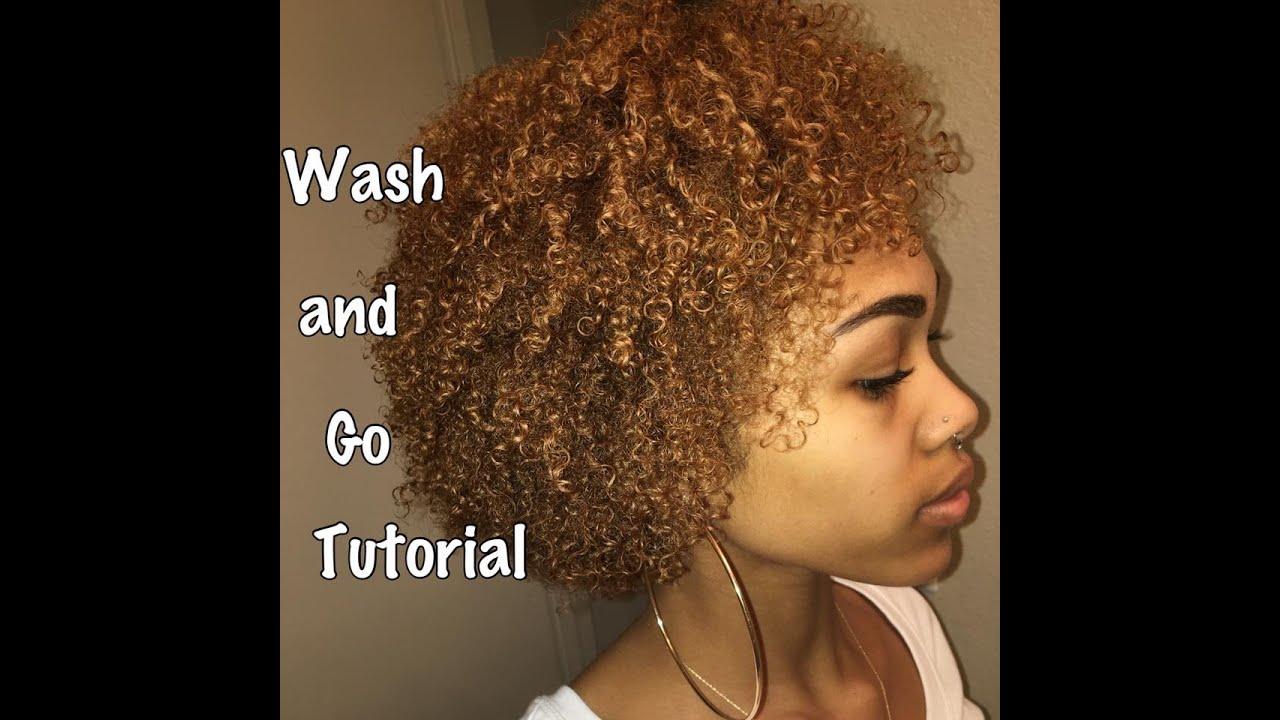wash and go tutorial preserve natural hair youtube. Black Bedroom Furniture Sets. Home Design Ideas