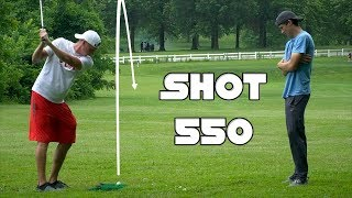 Hole In One Challenge Pro Golfer Vs Amateur Golfer