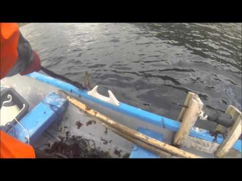 garnfiske i Troms