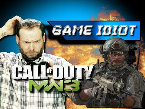 Call of Duty: Modern Warfare 3 - Game Idiot |
