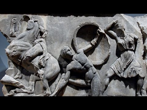 Great Wonders: The Mausoleum of Halicarnassus and its Successors