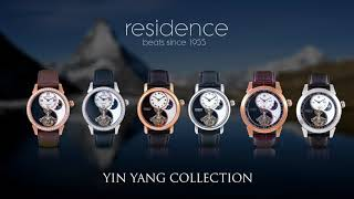 Behind the design of the Yin Yang Collection - residence watches